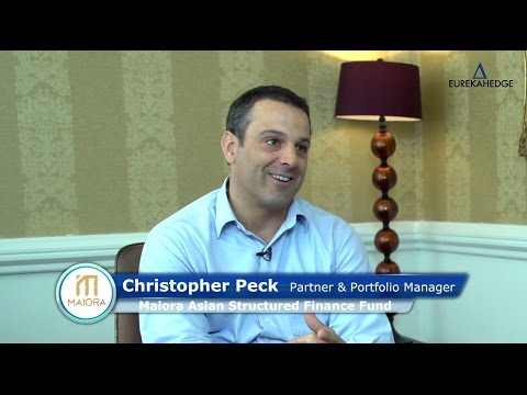 Interview with Christopher Peck, Partner & Portfolio Manager at Maiora Asian Structured Finance Fund