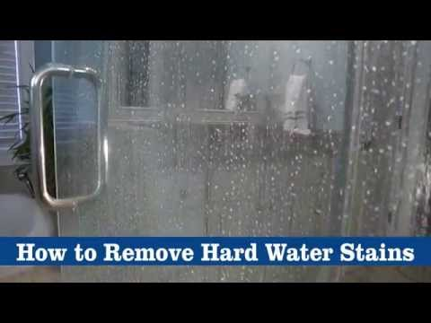 Best And Quickest Way To Clean Hard Water Stains How To Remove Lime Scale From Sinks Funnydog Tv