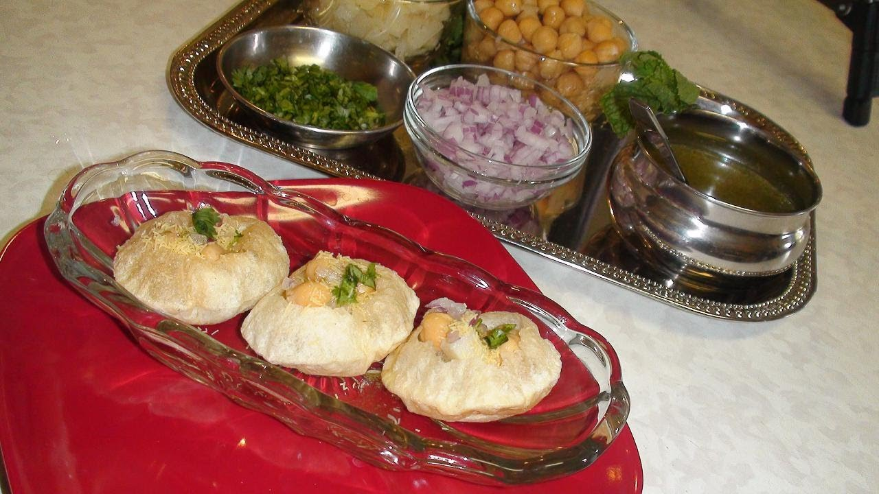 Bhavna S Kitchen Pani Puri