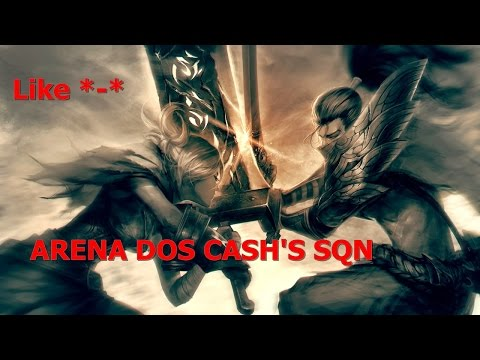 Arena dos cash sqn