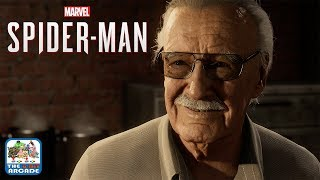 Marvel's Spider-Man - My Boy Stan Lee makes a Cameo!!! (PS4 Gameplay)