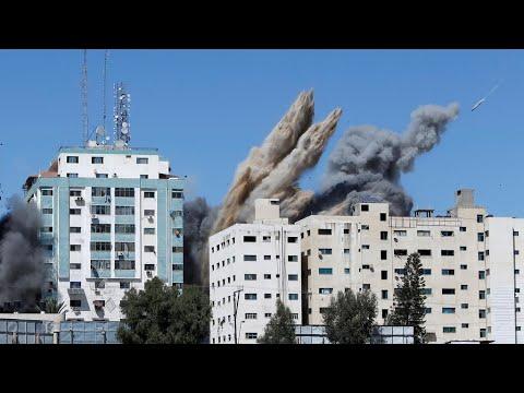 غارة جوية إسرائيلية تستهدف مكاتب شبكة الجزيرة ووكالة -أسوشييتد برس- في غزة  - نشر قبل 5 ساعة