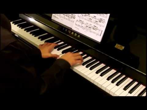 ABRSM Piano 2015-2016 Grade 7 A:5 A5 Bach arr. Alkan  BWV 1031 Siciliano by Alan