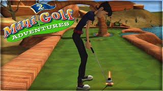 LETS PLAY GOLF | 3D ULTRA MINIGOLF WITH THE SIDEMEN!