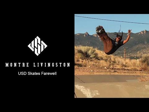 Montre Livingston - USD Skates Farewell