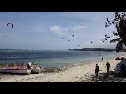 4. BOROKAY PUKA SHELL BEACH AND BULABOG SURF BEATH