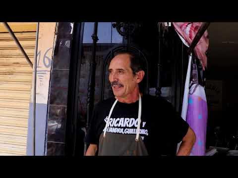 Javier Tripas Caras, El Taquero Más Bromista Y Ocicón  De Sahuayo, Michoacán