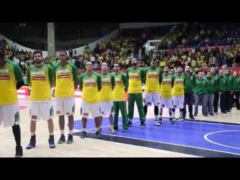 Amistoso Brasil x Austrália
