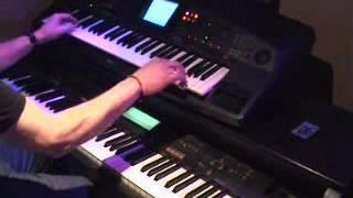 Helene FISCHER - Wunder dich nicht - Farbenspiel - Instrumental cover