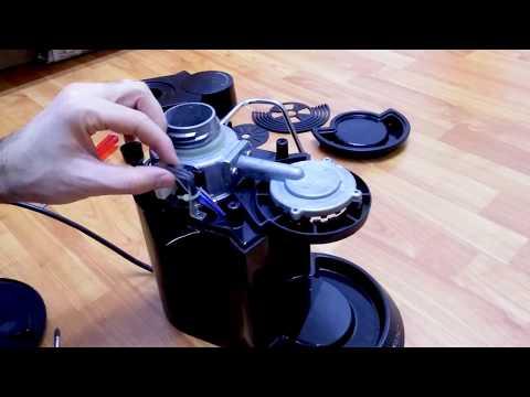 Coffee Maker Repair (Steam Machine, Clogged, Water deposits)