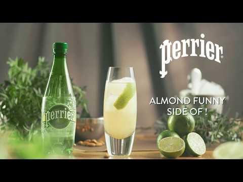 Perrier - Recette de Cocktail - Almond Funny Side Of!