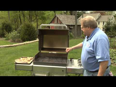 How to Grill Bone-In Chicken Parts