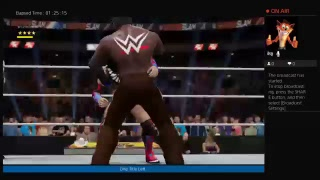 Wwe 2k17 Episode 163: The rivalry Begins. Climb The Ranks.
