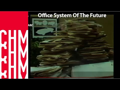 Ethernet Office System for the Future, by Xerox PARC