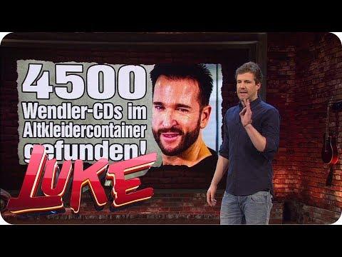 Die dümmsten Diebe: Einbruch beim Wendler - Lukes Wochenrückblick