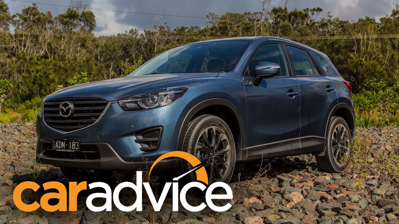 mazda cx-5 review 2015 (my 2016) grand touring - youtube