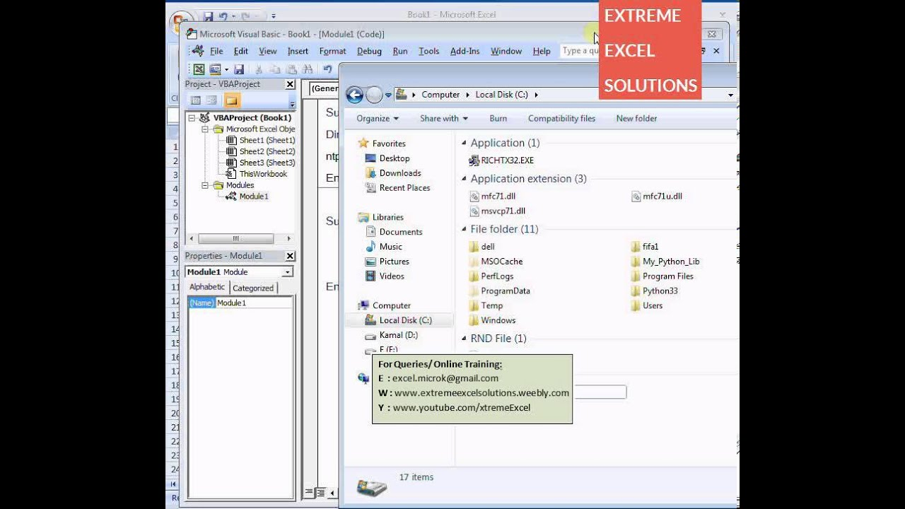 Open a Text File in Excel VBA