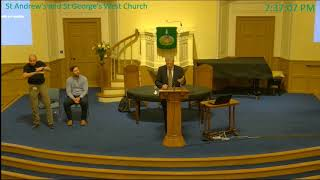 Donald Gorrie Lecture 2017