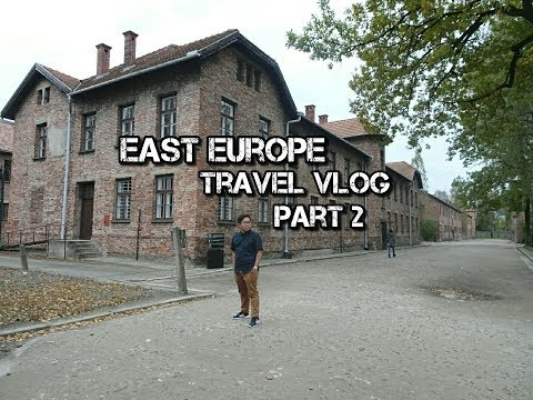 Travel Vlog Eropa Timur PART 2 | Hungary - Slovakia - Poland