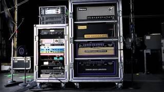 Backline mit Steve Stevens guitar magazin 1 / 15