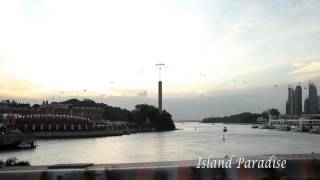 Vivo City To Waterfront Station In Sentosa Express
