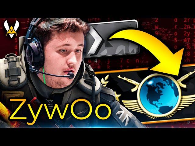 DE NOOB A PRO: Analizando a un PRO PLAYER (ZywOo).. | CS:GO