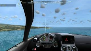 Microsoft Flight GamePlay On PC Maxed Out Settings [1080p]