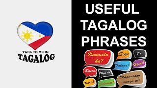 Tagalog 101 greetings level one clip tagalog filipino language 160 useful tagalog phrases m4hsunfo Gallery