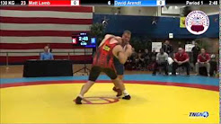 Tenn. National Guardsman places 2nd in National Joint Service Greco-Roman Wrestling Competition