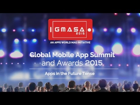 GMASA2015: Social Media and Mobile Industry: Best Pals Forever