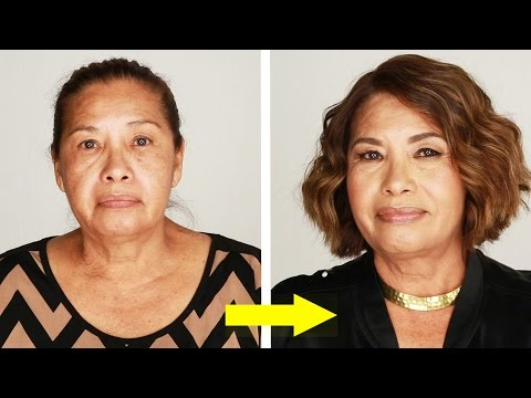 Women Get Head-To-Toe Makeovers