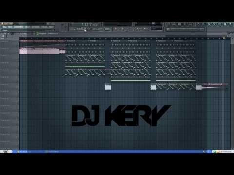 Fl Studio Remake : Nicky Romero - Symphonica  ( KERY ) ( Drop ) + FLP