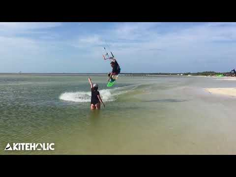 #kiteholic 4 kiteboarding in different spots of mexico, cancun, isla blanca, playa del carmen