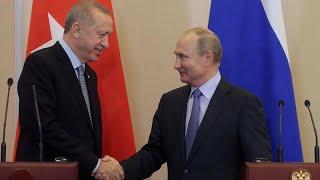 Россия Турция судьбоносные решения в Сочи