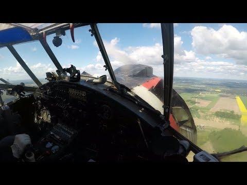 Lennupäevad 2017 Antonov An-2 In Cockpit Takeoff And Landing