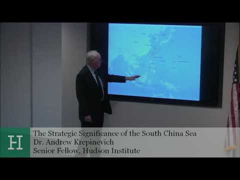 The Strategic Significance of the South China Sea: American, Asian, and International Perspectives 8