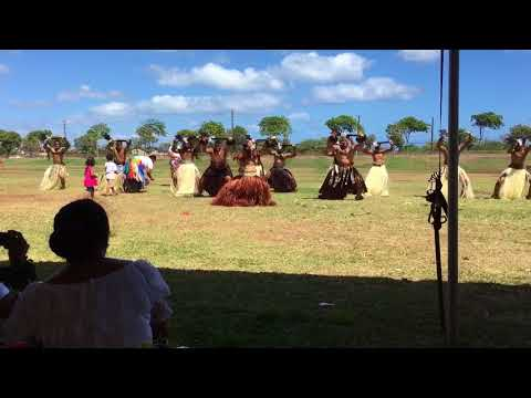 Kilohana UMC Fijian Dance (Toutupu 2017)