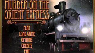 Murder on the orient express - main theme