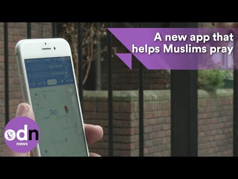 A New App That Helps Muslims Pray