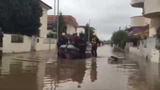 ALLUVIONE A OLBIA  - FLOOD IN OLBIA 01/10/2015