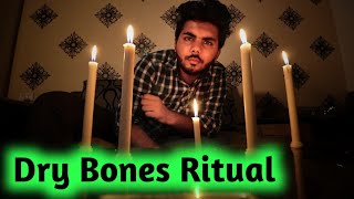 India's First REAL Horror Dry Bones Ritual By Exploring India|| Horror Rituals Truth Revealed