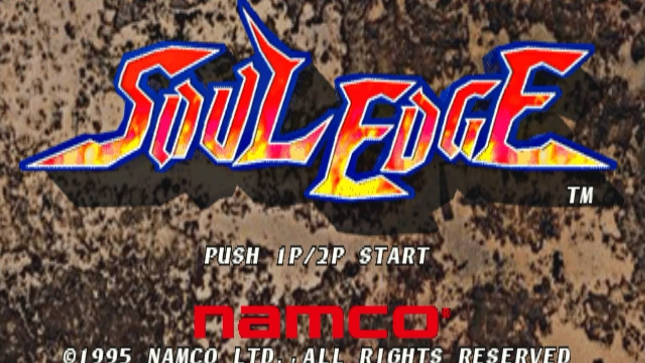 Image result for soul edge 1995