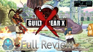 Guilty Gear X - Full Review 【PS2】