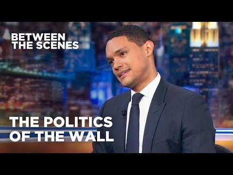 The Politics of the Wall - Between the Scenes | The Daily Show Mp3