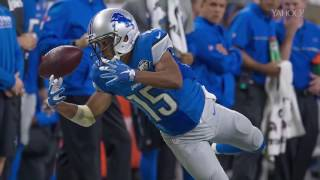 NFL FANTASY - Is it time to drop Golden Tate?