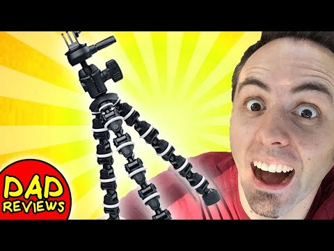 CHEAP BENDY TRIPOD | Targus Flexible Tripod Review