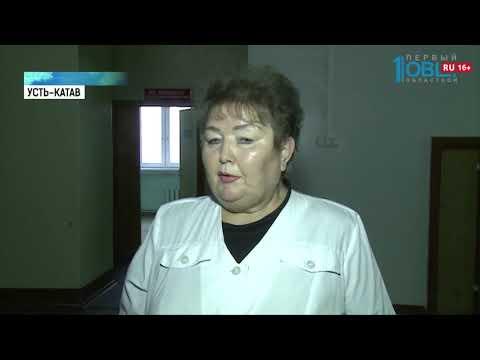 В Усть-Катавской больнице пациент разгромил палату
