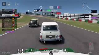 Gran Turismo™SPORT Daily Race 837 Suzuka Mini-Cooper S Onboard