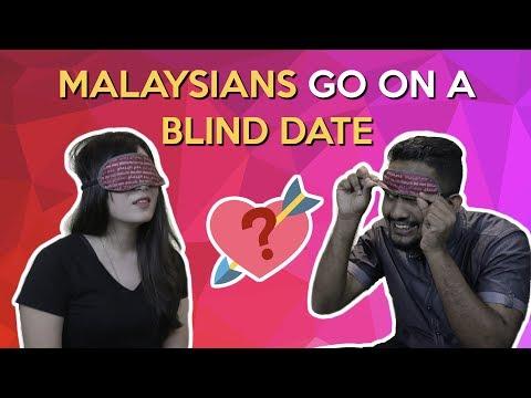 Malaysians go on a Blind Date
