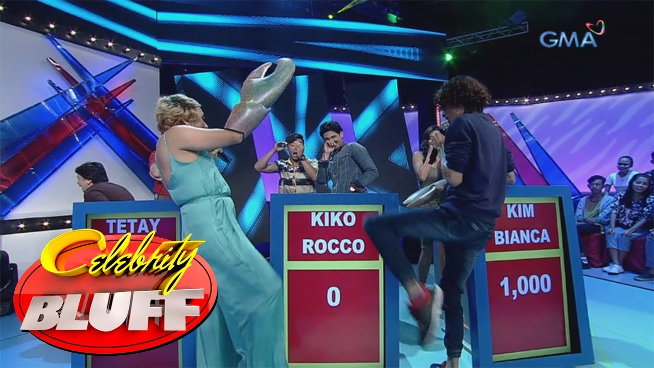 'Celebrity Bluff' Outtakes: Ang nagsasalitang lobster